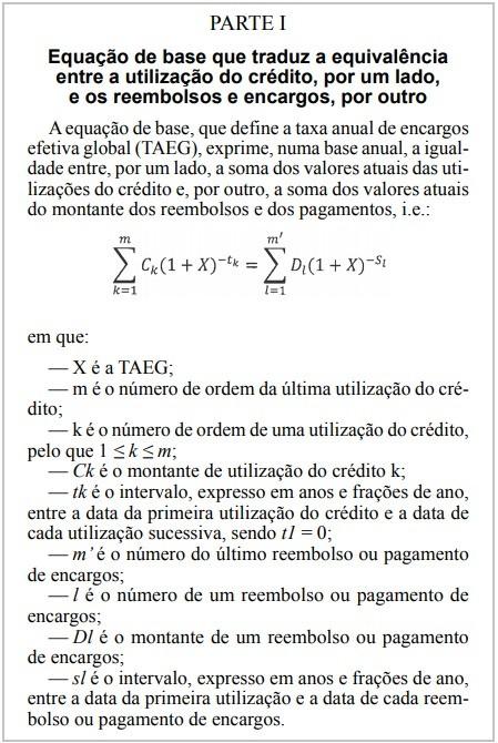 calculo TAEG