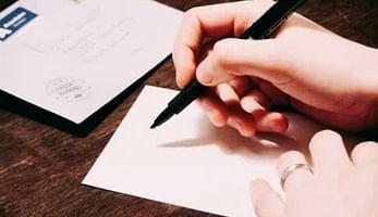 6 passos para escrever a sua carta de apresentação