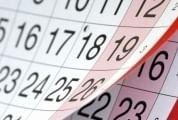 Datas dos pagamentos da Segurança Social em dezembro