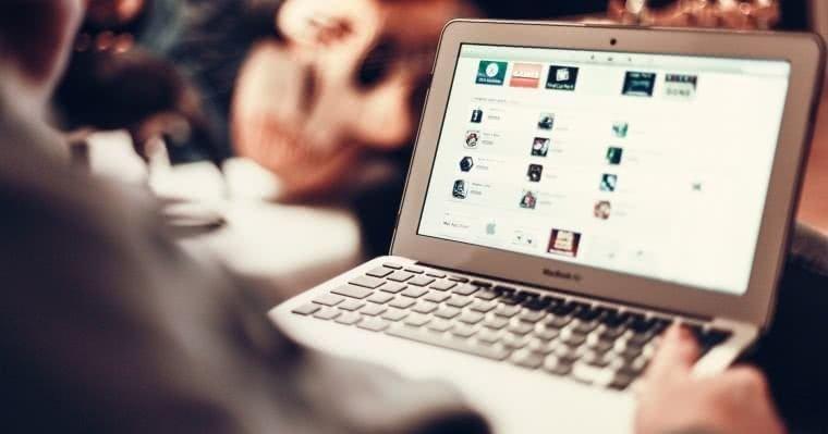 69e0a9608fa Melhores sites de vendas online - Economias
