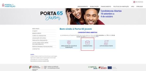 Porta 65