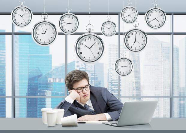 motivos para não trabalhar 8 horas diárias
