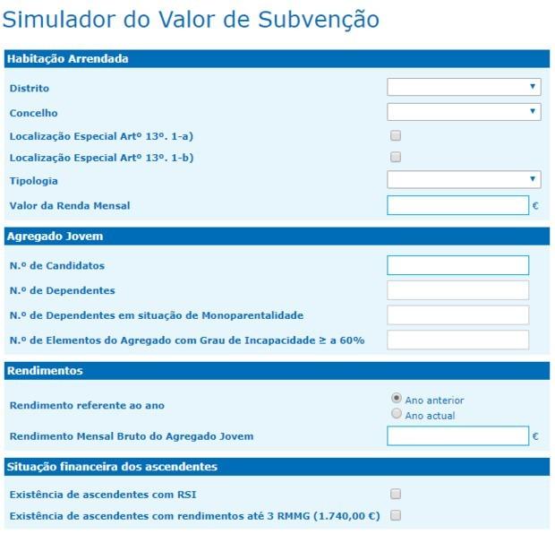 simulador Porta 65