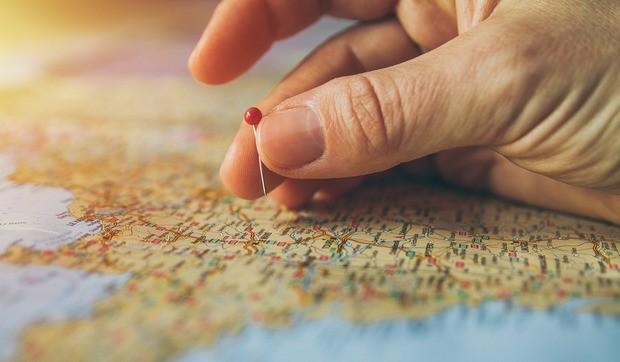 mapa roteiro